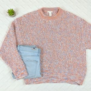 $40 Loose Knit Sweater